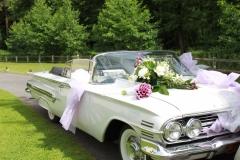 Bouquet de voiture